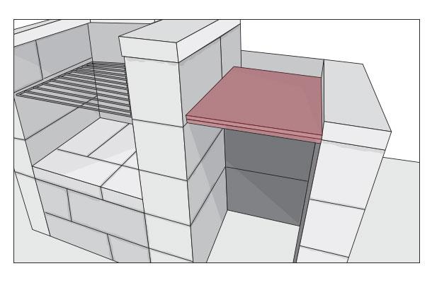 H galo usted mismo c mo remodelar un quincho - Como construir una piscina de bloques paso a paso ...
