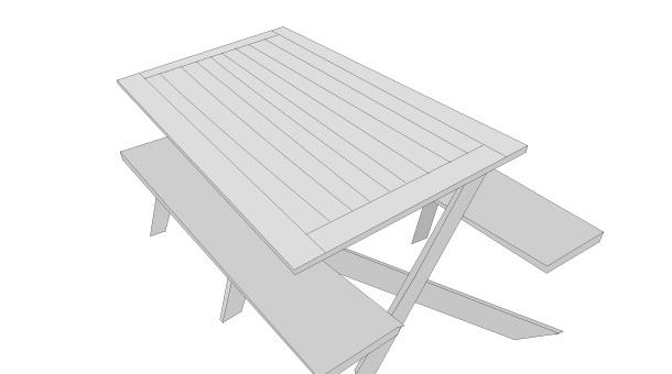 H galo usted mismo c mo ambientar y decorar una terraza for Hagalo usted mismo mesa