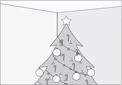 Hgalo Usted Mismo Cmo elegir y decorar el rbol de navidad
