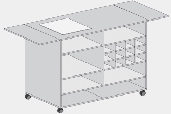 Ferjuca Blog Cómo Construir Un Mini Bar