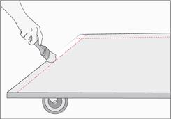 C mo construir carro para guardar cajas bajo la cama for Cajas bajo cama carrefour