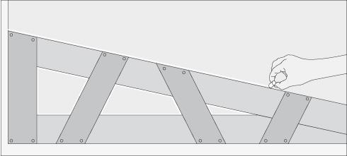 Instalaci N De Tejas Como Construir Cerchas Para La