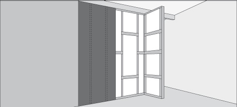 Casas cocinas mueble construir tabique - Como hacer tabiques ...