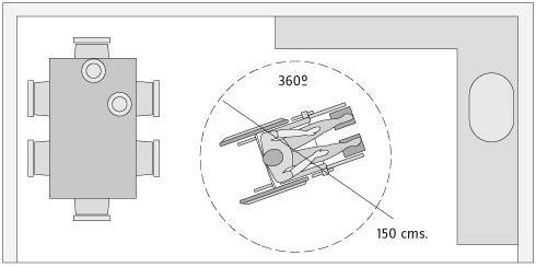 Adaptaciones para el hogar adaptaciones en cocina - Puerta para discapacitados medidas ...