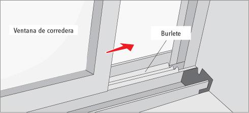 H galo usted mismo c mo instalar burletes en las ventanas - Como poner una mosquitera ...