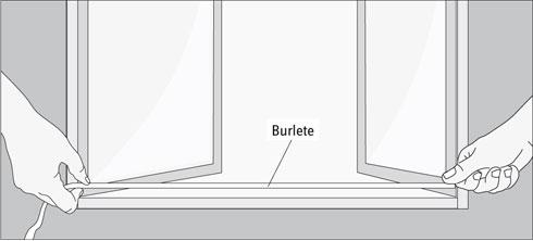Como tapar el frio de las ventanas