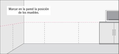 H galo usted mismo c mo instalar muebles de cocina for Como instalar una cocina integral pdf