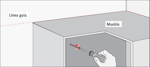 Como poner una campana de cocina
