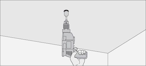 H galo usted mismo c mo instalar una l mpara de colgar - Instalar lampara techo ...