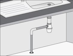 H galo usted mismo c mo instalar un lavaplatos empotrado - Instalar un lavavajillas al fregadero ...