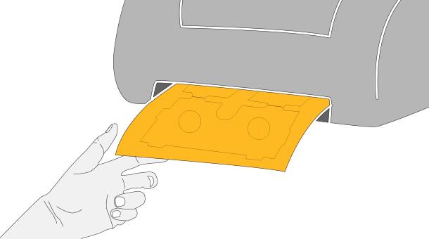 Imprimir las plantillas
