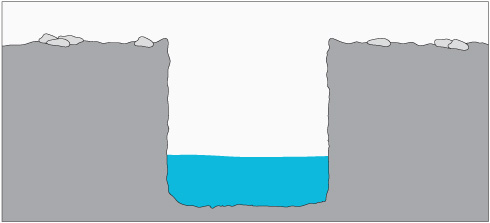 C mo mejorar el drenaje de su jard n ferjuca blog for Drenaje de jardin