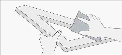 H galo usted mismo c mo construir una mesa abatible - Como hacer una mesa abatible ...