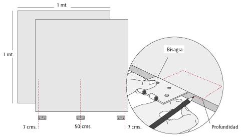 fb66abc76 ¿Cómo hacer una mesa de ping pong transportable