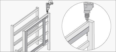 H galo usted mismo c mo construir una mesa multiuso y - Mesa plegable con sillas dentro ...