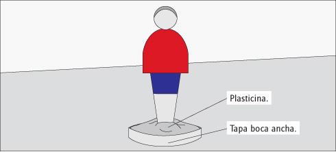 Como hacer?:Una cancha de futbol a escala