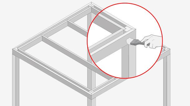 Hágalo Usted Mismo - ¿Cómo construir una pérgola cúbica para el jardín?