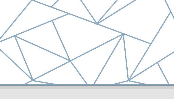 Hágalo Usted Mismo Cómo Pintar Figuras Geométricas En Muros