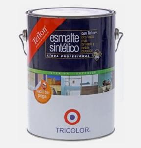 Pin esmalte sintetico brillante envase de 750 ml on pinterest - Pintura esmalte sintetico ...