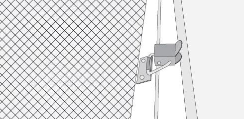 H galo usted mismo c mo hacer una puerta y ventana con mosquitero - Como hacer una puerta metalica ...