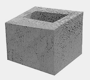 H galo usted mismo c mo hacer un quincho con bloques de for Bloques de cemento para jardin