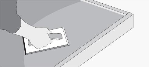 Como construir un radier de cemento inmobiliario de - Como hacer un piso de hormigon ...
