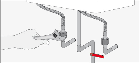 H galo usted mismo c mo instalar red de agua potable for Como quitar una llave de regadera