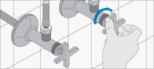 H galo usted mismo c mo reparar una ducha tel fono for Partes de una llave de ducha