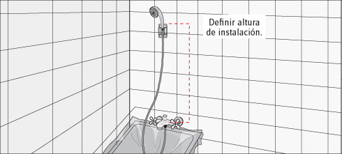 H galo usted mismo c mo reparar una ducha tel fono for Partes de una ducha telefono