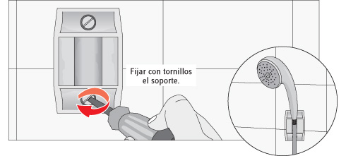 H galo usted mismo c mo reparar una ducha tel fono for Como arreglar una ducha
