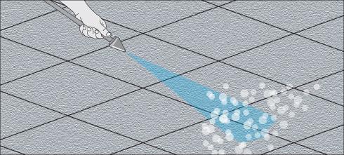 H galo usted mismo c mo limpiar y reparar un piso de for Cuanto cuesta una piscina de cemento