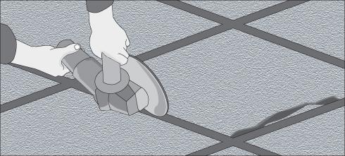 H galo usted mismo c mo limpiar y reparar un piso de - Como hacer brillar el piso de cemento ...