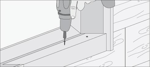 H galo usted mismo c mo instalar siding de fibrocemento - Como poner fibra de vidrio ...