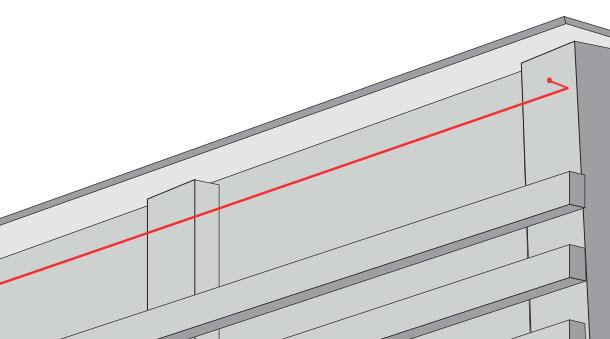 H galo usted mismo c mo instalar un techo de policarbonato for La casa tiene un techo