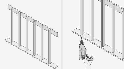 H galo usted mismo c mo construir una terraza de madera - Como cerrar una terraza uno mismo ...