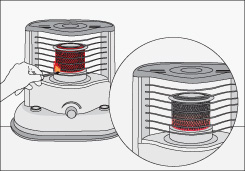 H galo usted mismo c mo usar y cuidar una estufa a - Precio de la parafina para estufas ...