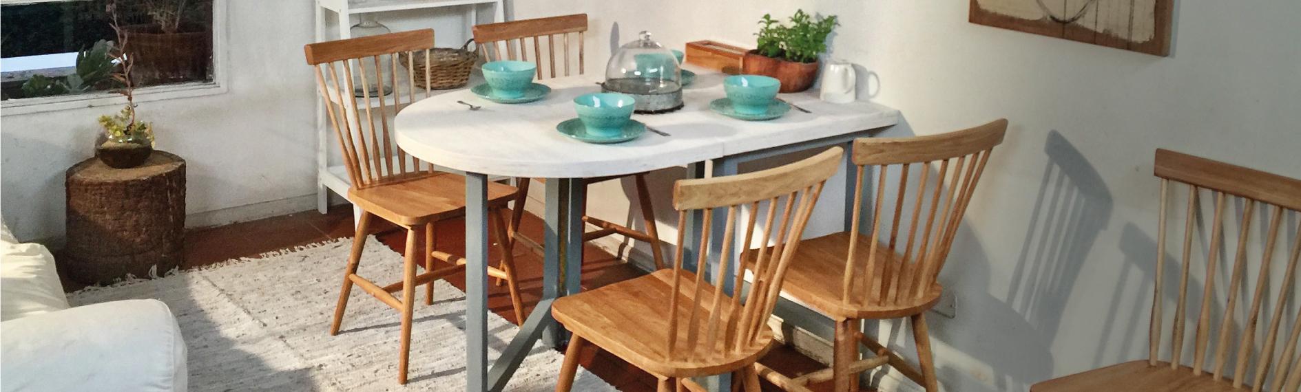 H galo usted mismo inicio - Como hacer una mesa extensible ...