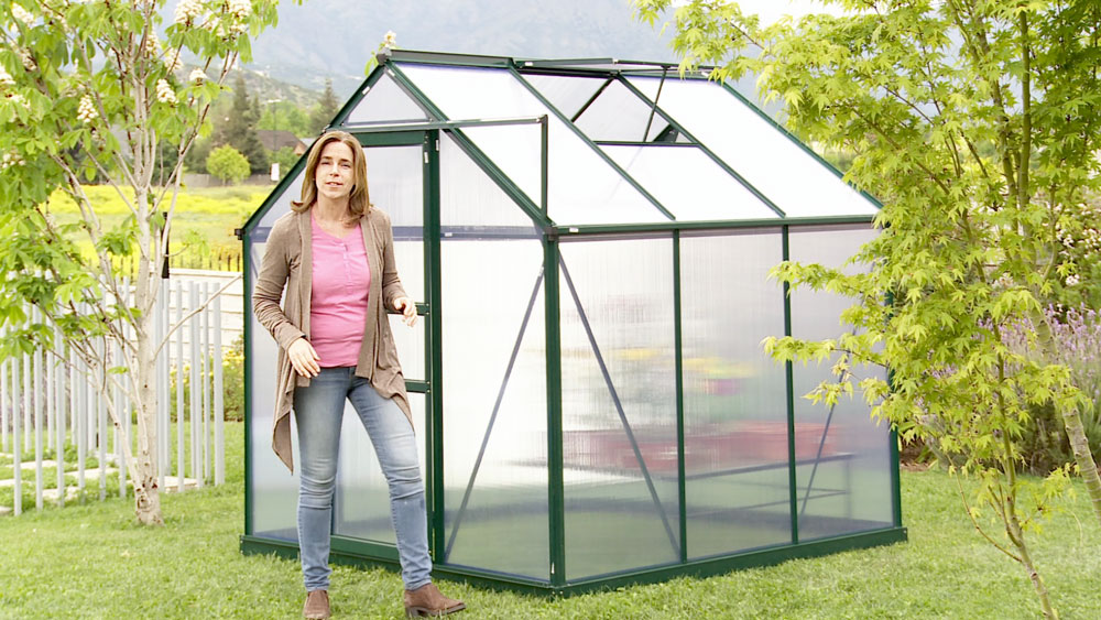H galo usted mismo c mo construir un invernadero - Como hacer invernadero casero barato ...