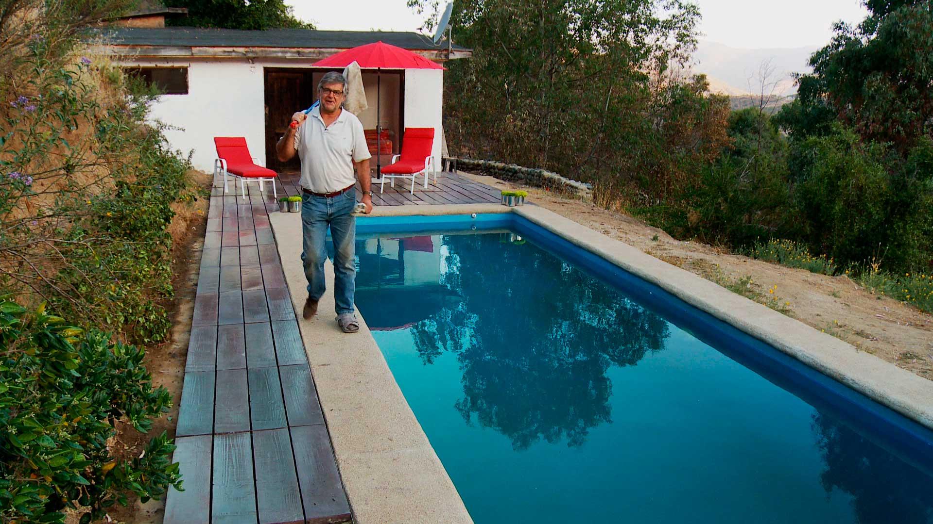 H galo usted mismo c mo construir un deck con tablones for Como hacer mi propia piscina