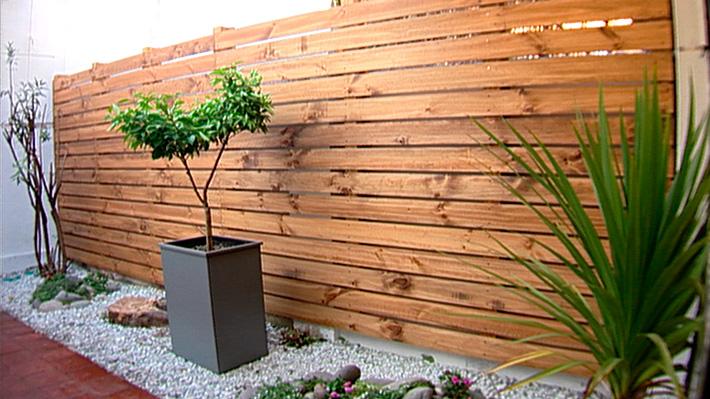 H galo usted mismo c mo construir un deck de muro - Como cerrar una terraza uno mismo ...