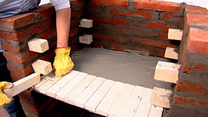 H galo usted mismo c mo construir un quincho de ladrillos for Parrilla para dentro de la casa