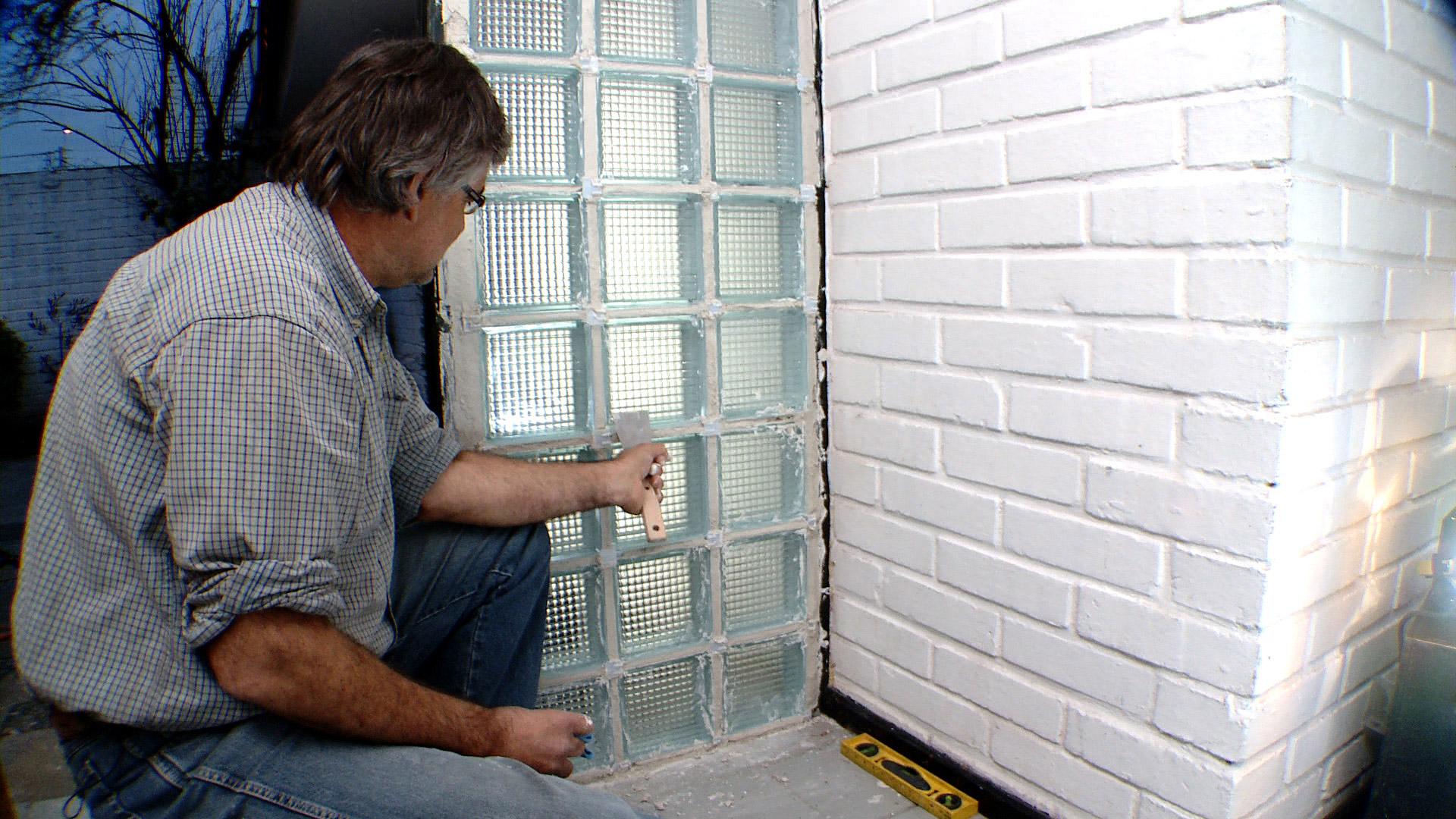 H galo usted mismo c mo instalar enchapes de ladrillo - Como poner fibra de vidrio ...