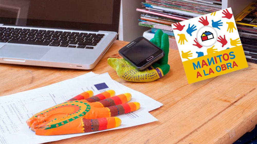 Si quieres darle un toque especial a la decoración de tu escritorio, esta mano de yeso seguro lo conseguirá. Solo debes esperar a que se seque bien y pintarla con los colores y formas que más te gusten y que mejor vayan con los tonos de tu habitación. La puedes usar como pisapapeles, pero también puede ser un adorno perfecto para tu velador.