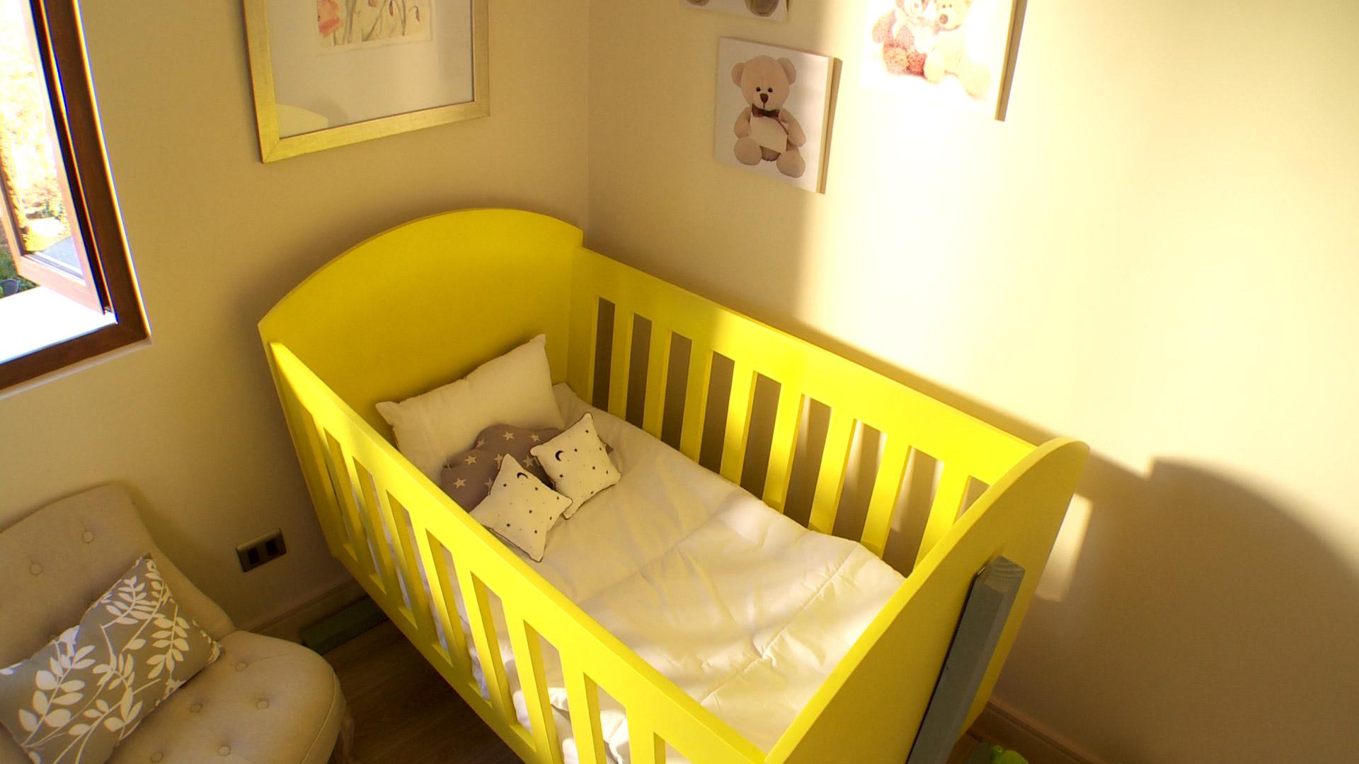 H galo usted mismo c mo hacer una cuna mecedora for Como hacer una cama japonesa paso a paso
