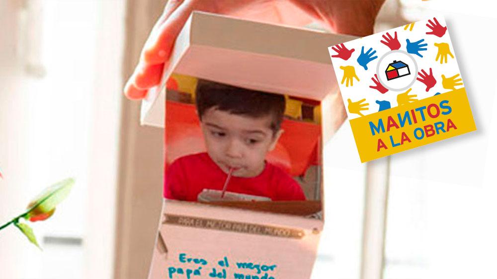 Si quieres hacer una tarjeta para saludar a tu papá, pero no quieres que sea cualquier tarjeta, sino más bien una súper especial, acá te mostramos cómo. Con mucha paciencia corta las piezas y ármalas una a una, para luego decorarlas con mucho cariño.