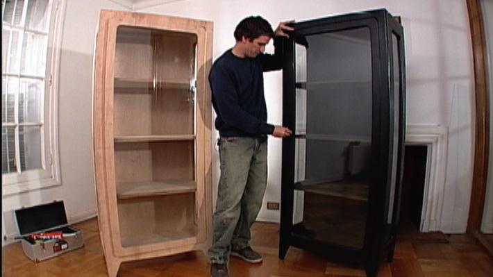 Como hacer una puerta rustica separando ambientes con - Como hacer una puerta rustica ...