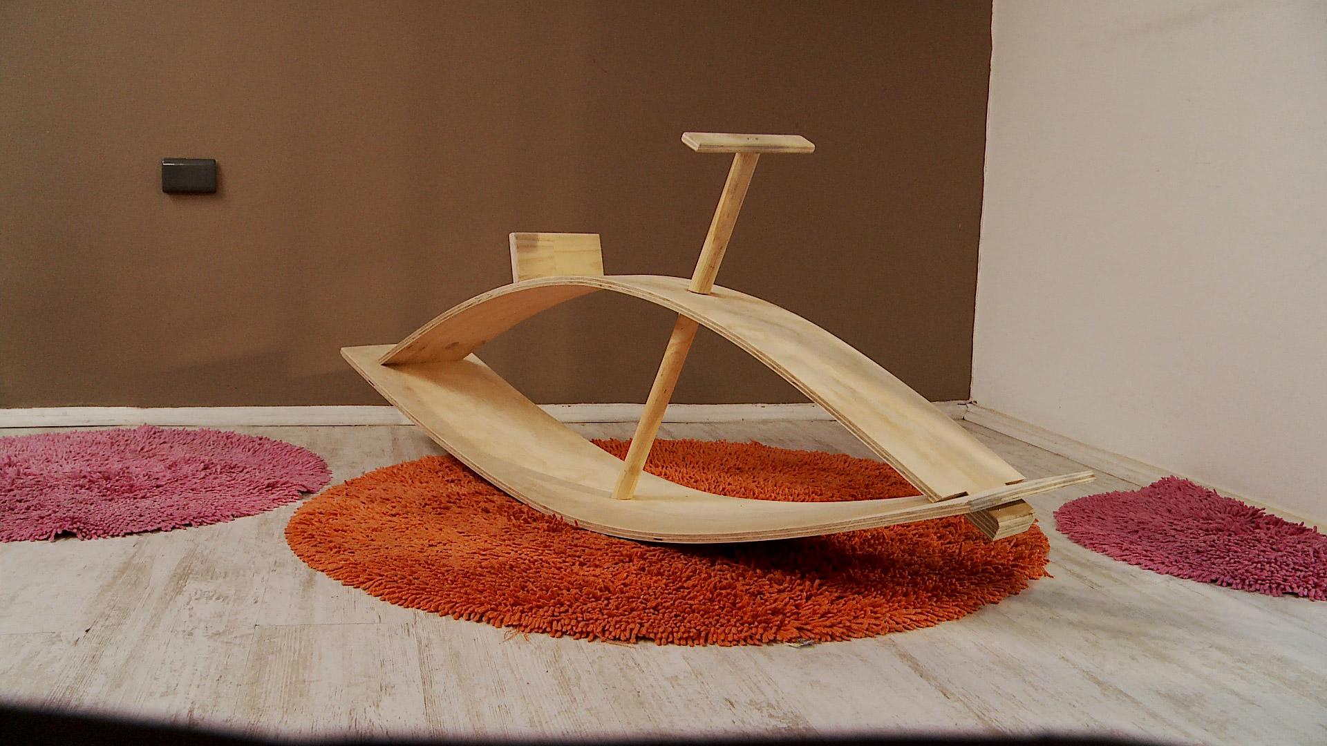 H galo usted mismo c mo construir una bicicleta - Proyectos de madera ...