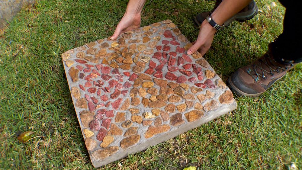 H galo usted mismo c mo hacer un pastel n decorativo for Como hacer un piso de cemento paso a paso