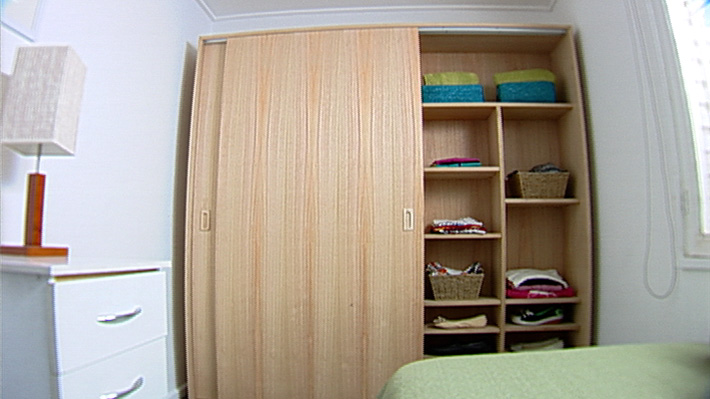 H galo usted mismo c mo hacer un ropero for Dormitorio 2x3