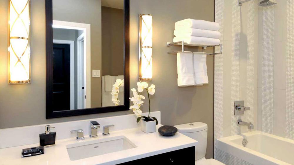 Hágalo Usted Mismo - ¿Cómo iluminar el baño?